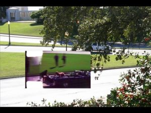 Dealey Plaza, 1963 and Now